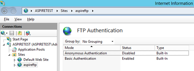 Accessing Windows Azure storage using FTP